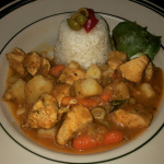 Guisado (Chicken Stew)
